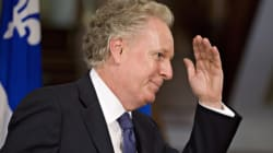 Jean Charest s'occupera du transport par train... à