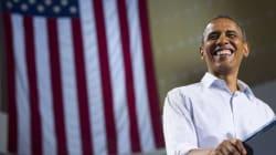Obama aventaja a Romney en cuatro