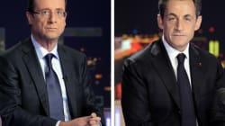 Hollande - Sarkozy, le match des