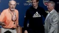 Quand Sean Connery interrompt une conférence de