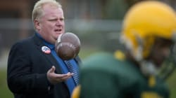 Rob Ford Leaves City Meeting Early To Coach