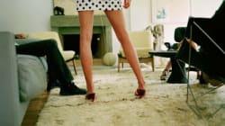 Elle urine sur le tapis (et 100 autres publicités