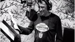Johnny Hallyday en studio