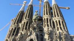 Un trio du tonnerre: Moment Factory, la Sagrada Familia et Misteur Valaire