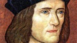 King Richard III's Body