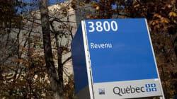 Les Québécois sont toujours les plus taxés en Amérique du Nord,
