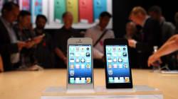 Les prix de l'iPhone 5 et de l'iPod