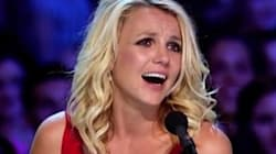 Britney Spears scotchée par une gamine de 13