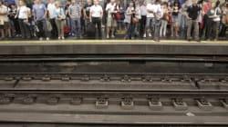 Huelga de transportes en Madrid y Barcelona (VÍDEO,