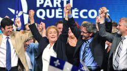 Élections provinciales: Les jeunes étaient de retour aux