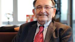 Décès d'Édouard Leclerc, fondateur de l'enseigne du même