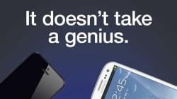 Le Galaxy S3 meilleur que l'iPhone 5 (et c'est Samsung qui le