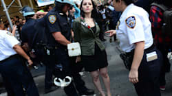 130 interpellations pour le 1er anniversaire d'Occupy Wall