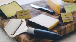 Les meilleurs fromages fins du