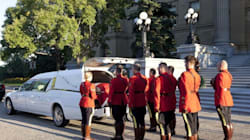 Lougheed Hearse To Pass Important
