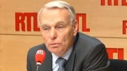 Ayrault rame pour défendre le Traité budgétaire