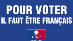 L'UMP recrute via sa pétition contre le vote des