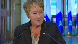 Pauline Marois annule la hausse des droits de scolarité et ferme Gentilly-2