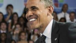 Barack Obama en avance dans les