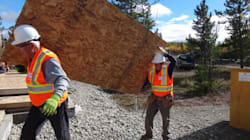 First Nations Team Up With Habitat For Humanity To Stop The Housing