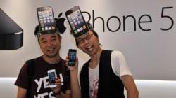 Quand les internautes se payent l'iPhone 5 et la