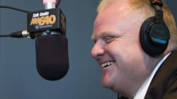 Rob Ford Attacks Radio Station That Airs His