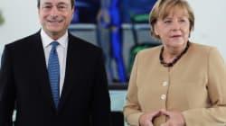 Draghi-Merkel sempre più uniti. La Bce ha agito. Ora tocca ai
