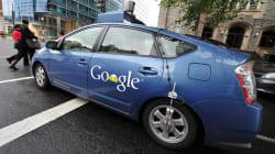 Pourquoi Google Maps a un boulevard devant