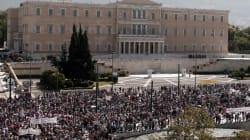 Grecia, sciopero generale  In piazza 20mila