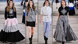 Un dandy fantasque et des jupons : la Fashion Week vue de
