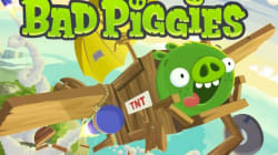 Bad Piggies domine le palmarès des applications payantes pour iPhone et