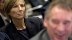 Marielle de Sarnez, candidate à la mairie de