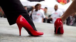 Why Toronto's Men Put On Heels For A Good
