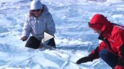 Il ghiaccio si può suonare?
