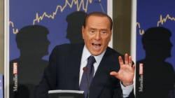 Berlusconi compiaciuto per la reazione della
