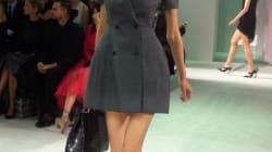 Fashion week - jour 4 : Un rappeur à la mode et une robe de