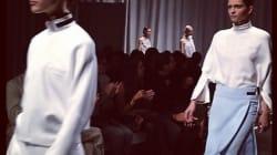 La Fashion Week - Jour 6 : Du léopard bleu et Anna dello