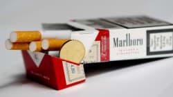Votre paquet de cigarette coûtera 20 cents plus cher