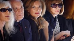 Fashion week - jour 8 : Valérie Trierweiler et un maxi