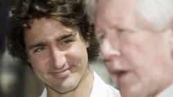 Justin Trudeau dans la mire des autres