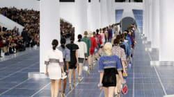 Semaine de la mode à Paris: Printemps-Été 2013