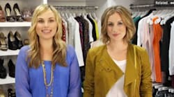 Hillary And Katherine Show Us How To Transition Our Wardrobe From Summer To