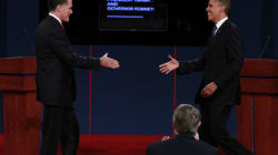 Le débat Obama/Romney en