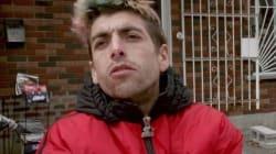 Simon: un sans-abri choisit son nouvel appartement