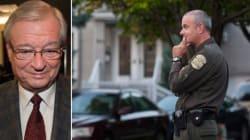 Police Raid Laval Mayor's Home,