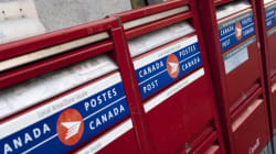 Postes Canada suspend la livraison du courrier dans la région de