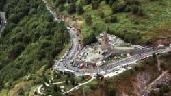 Tour de France: une arrivée sur l'Alpe