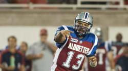 Anthony Calvillo signe avec les Alouettes pour deux