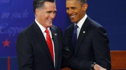 Romney prend l'avance sur