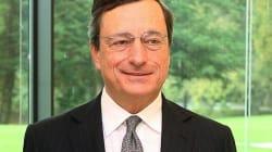 Mario Draghi: se le banche non prestano denaro ripresa